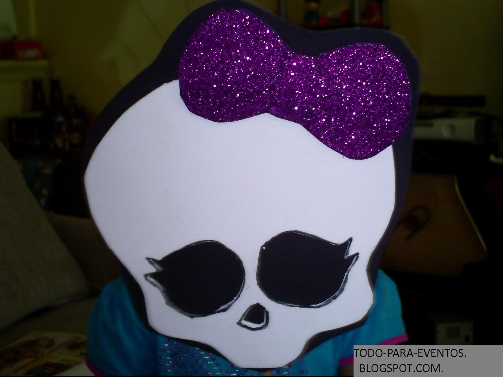 Calavera De Monster High