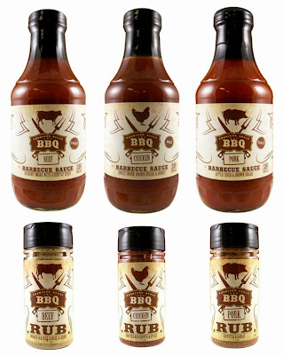 American Style Barbecue Sauces & Rubs