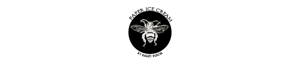 Paper Ice Cream