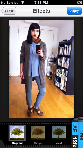 Aplicativos que ajudam a escolher looks app Cloth