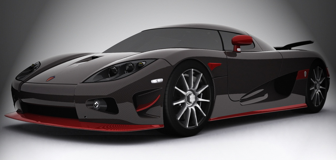 Model Cars: Koenigsegg CCX