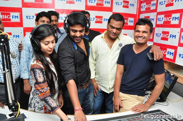 Sahasam Seyara Dimbhaka Song Launch at Big FM,  Sahasam Seyara Dimbhaka Team at big fm,  Sahasam Seyara Dimbhaka Team photos,  Sahasam Seyara Dimbhaka photo gallery,  Sahasam Seyara Dimbhaka Hero sri and Team in BIG Fm 92.7 .  Sahasam Seyara Dimbhaka song launch photos,  Sahasam Seyara Dimbhaka song launch pictures,Hero sri Launched   Sahasam Seyara Dimbhaka song in big fm ,  Sahasam Seyara Dimbhaka Songs launched by hero Sree in big fm station,Hero sri photos,  Sahasam Seyara Dimbhaka photo gallery,  Sahasam Seyara Dimbhaka hot photos,  Sahasam Seyara Dimbhaka Teluguworld,  Sahasam Seyara Dimbhaka Telugucinemas.in