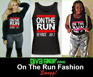 On The Run Fashion Diva/Snapper Swagg!