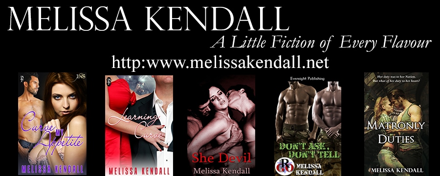 Melissa Kendall Author