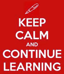 Keep-calm-and-continue-learning