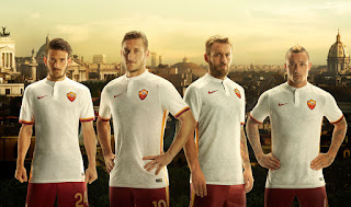 Jersey Tandang AS Roma  2015/2016 di enkosa sport toko online pakaian bola terpercaya