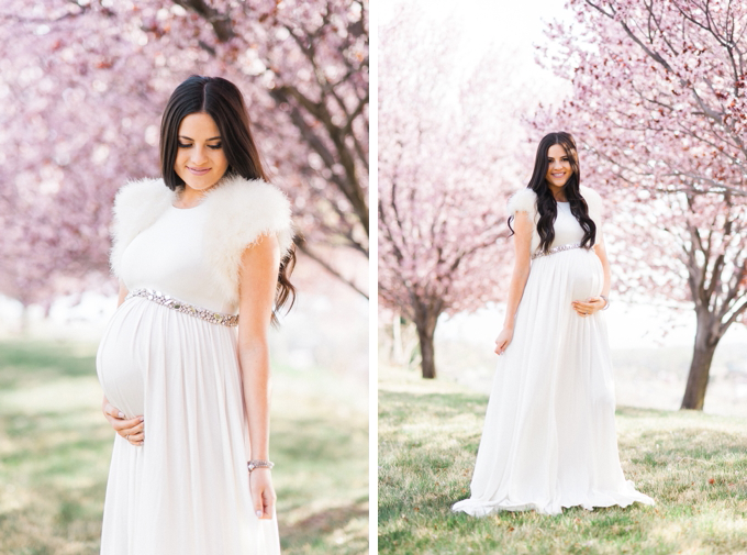 rachel parcell maternity photos