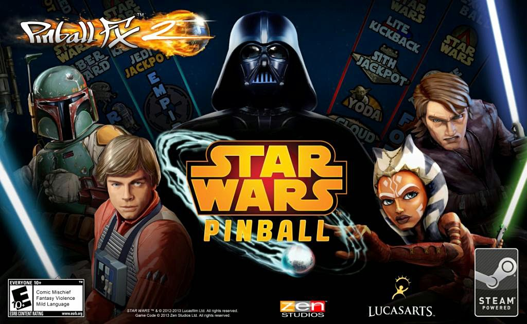 Star Wars™ Pinball 3 v3.0.1   UNLOCKED PATCHED [APK | Android] (Descargar Gratis)