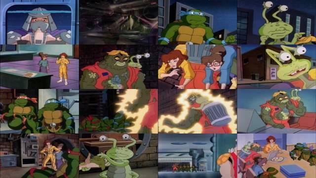 Tortugas Ninja Mutantes 1987 Serie Completa Latino