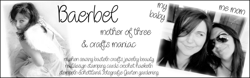 Baerbel´s DIY-english