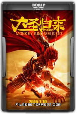 Rei dos Macacos - Herói está de volta Torrent Dublado