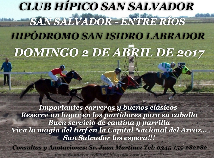 San Salvador 2 de Abril