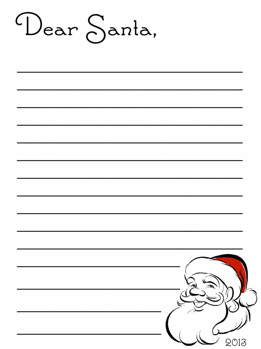 One Tiny Moment: Dear Santa