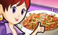 Acılı Meksikano Yemeği Oyunu