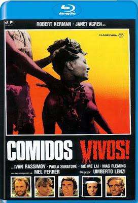 Eaten Alive! 1980 BD50 Latino