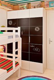 Fotos de dormitorios dormitorio peque o para ni o y ni a for Dormitorio 8m2