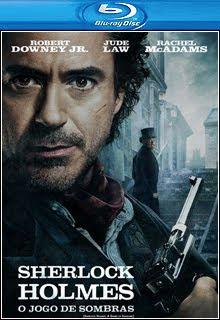 Sherlock Holmes: O Jogo de Sombras BluRay 720p Dual Áudio
