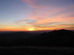Bald Mtn Sunset