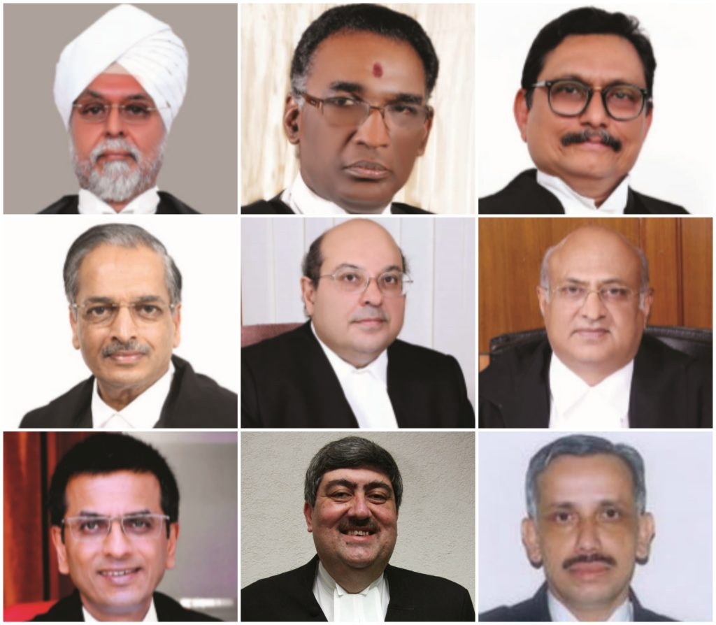 NINE JUDGE CONSTITUTION BENCH TO DECIDE IF INDIANS HAVE A RIGHT TO PRIVACY