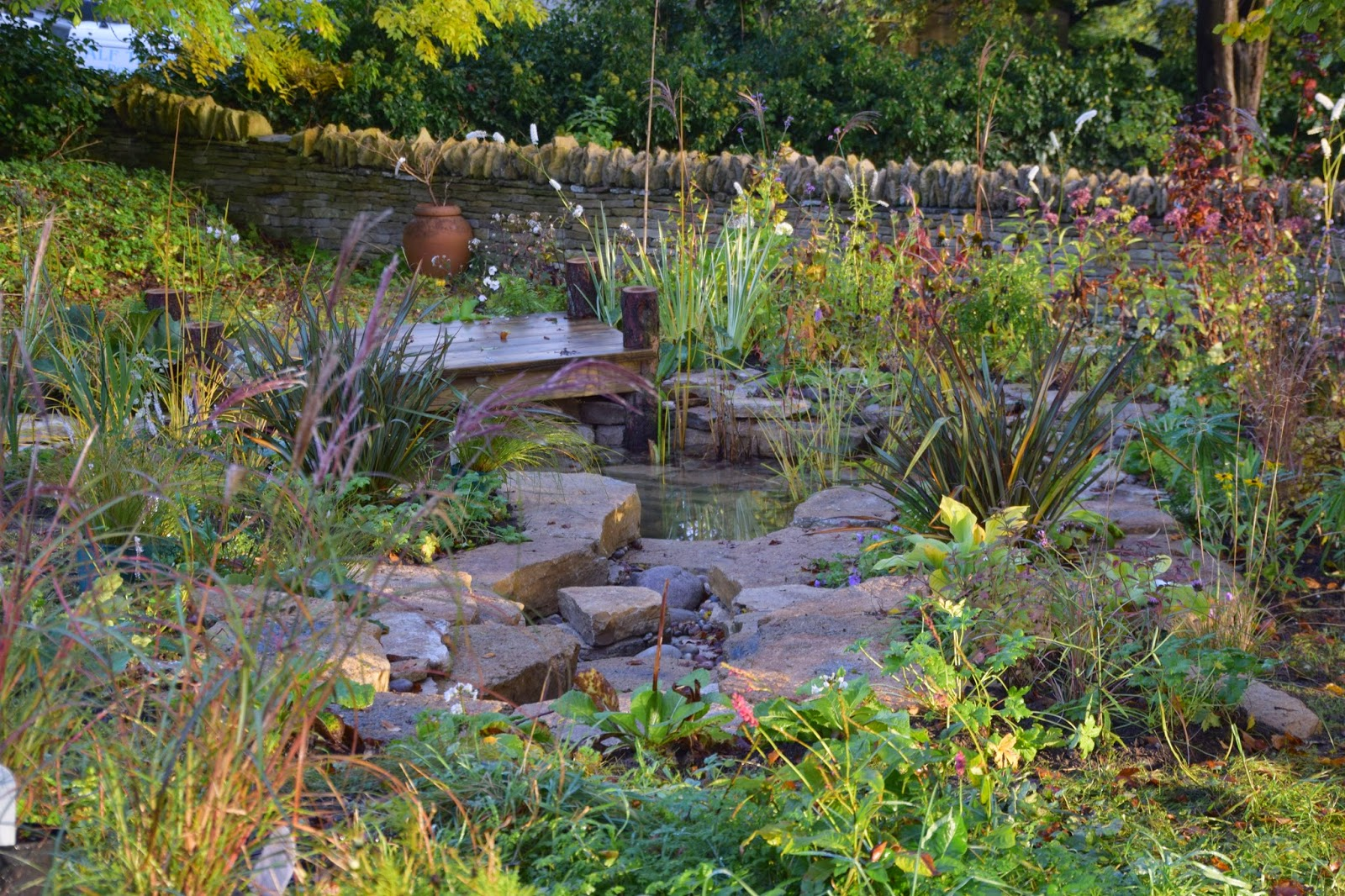 Tales from awkward hill for Plants around ponds