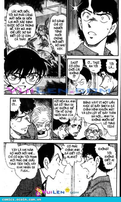 Detective Conan - Thám Tử Lừng Danh Conan chap 581 page 8 - IZTruyenTranh.com