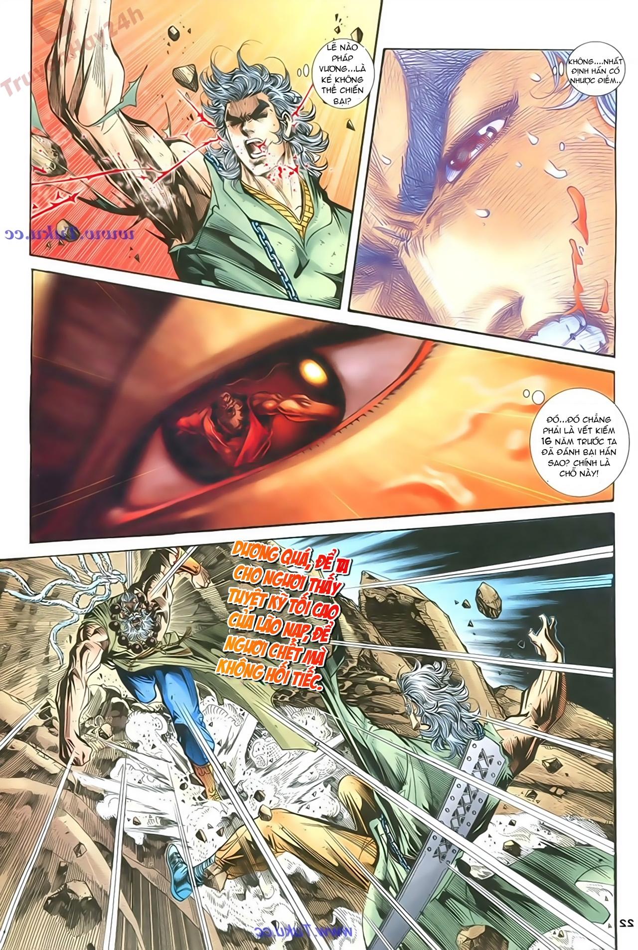 Thần Điêu Hiệp Lữ chap 86 – End Trang 22 - Mangak.info