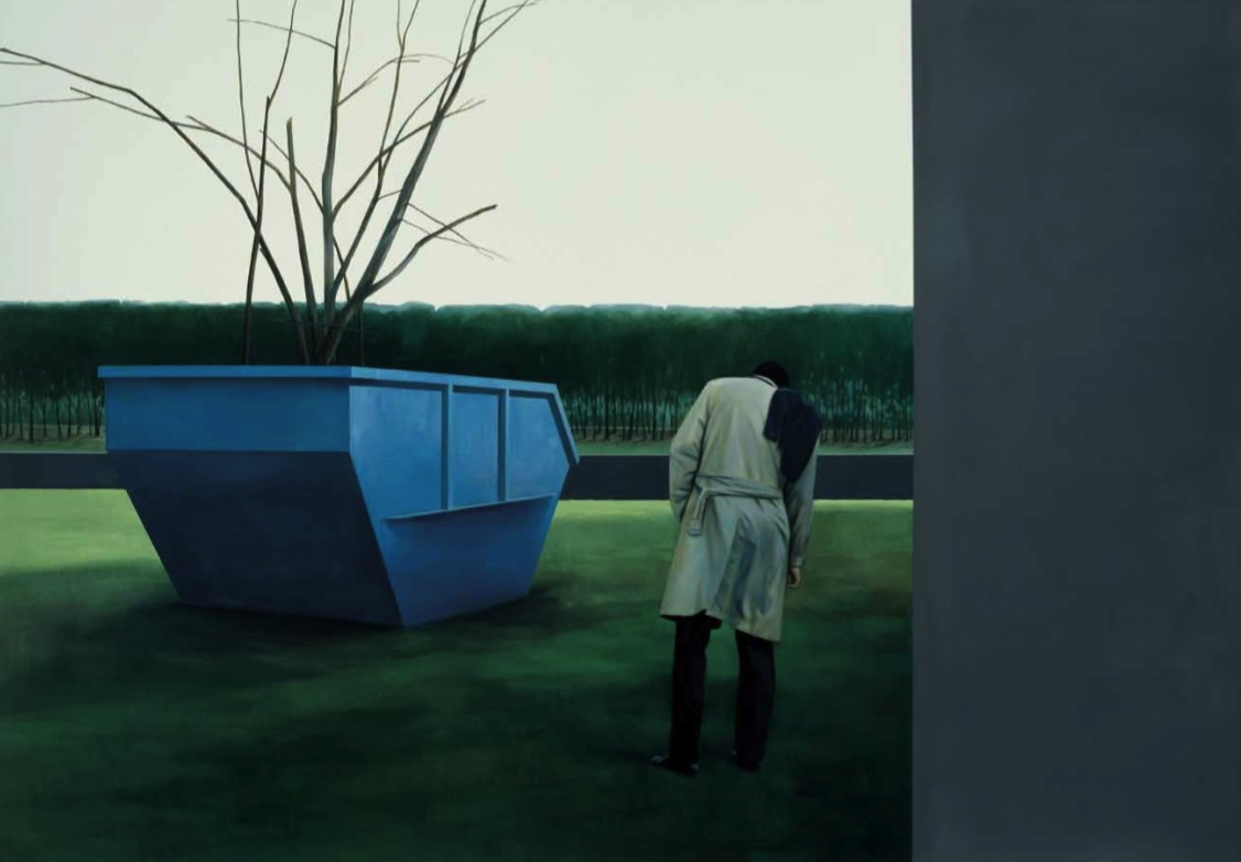 nuncalosabre.Pintura. Painting - Tim Eitel