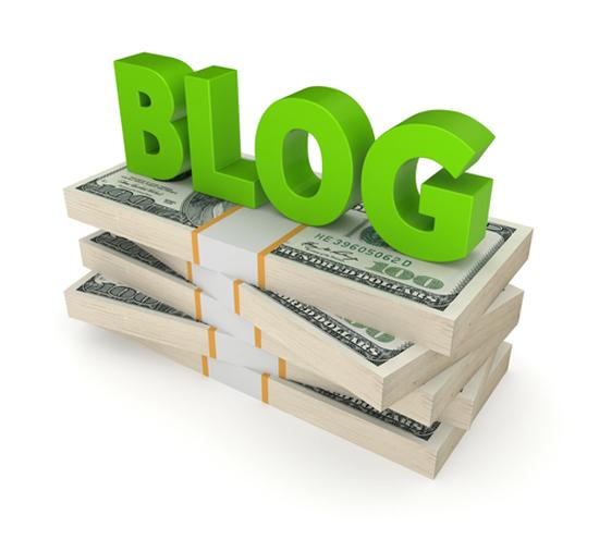 Blogger Berpendapatan Pasif