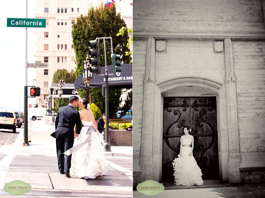 San Francisco Wedding Venue  Mark Hopkins Hotel