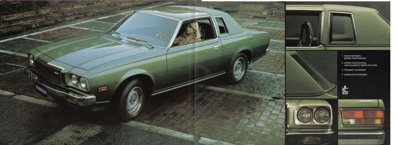 Mazda Cosmo L, coupe, stare japońskie auto, kultowy samochód, ciekawy, oldschool, klasyk z duszą, 121