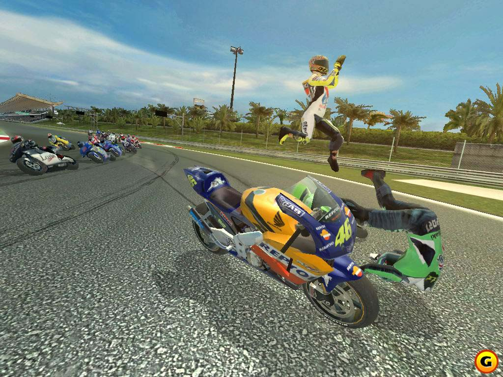 Download Free Games Compressed For Pc: Moto Gp 2 Game Download