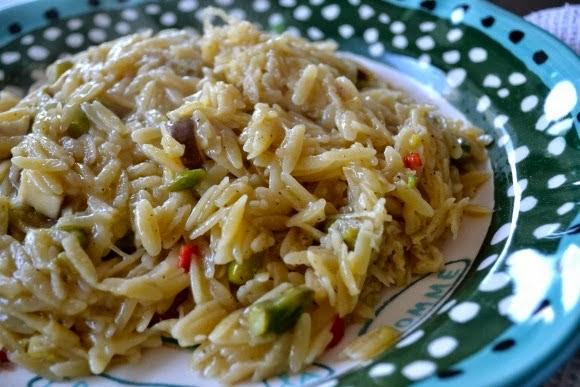 Orzo Risotto Recipe Food Network