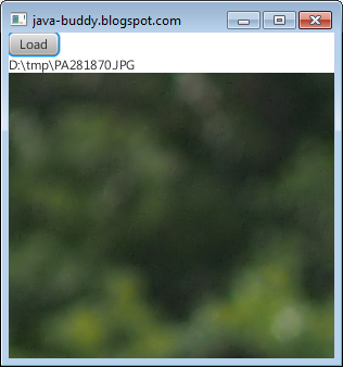 Load image file as InputStream