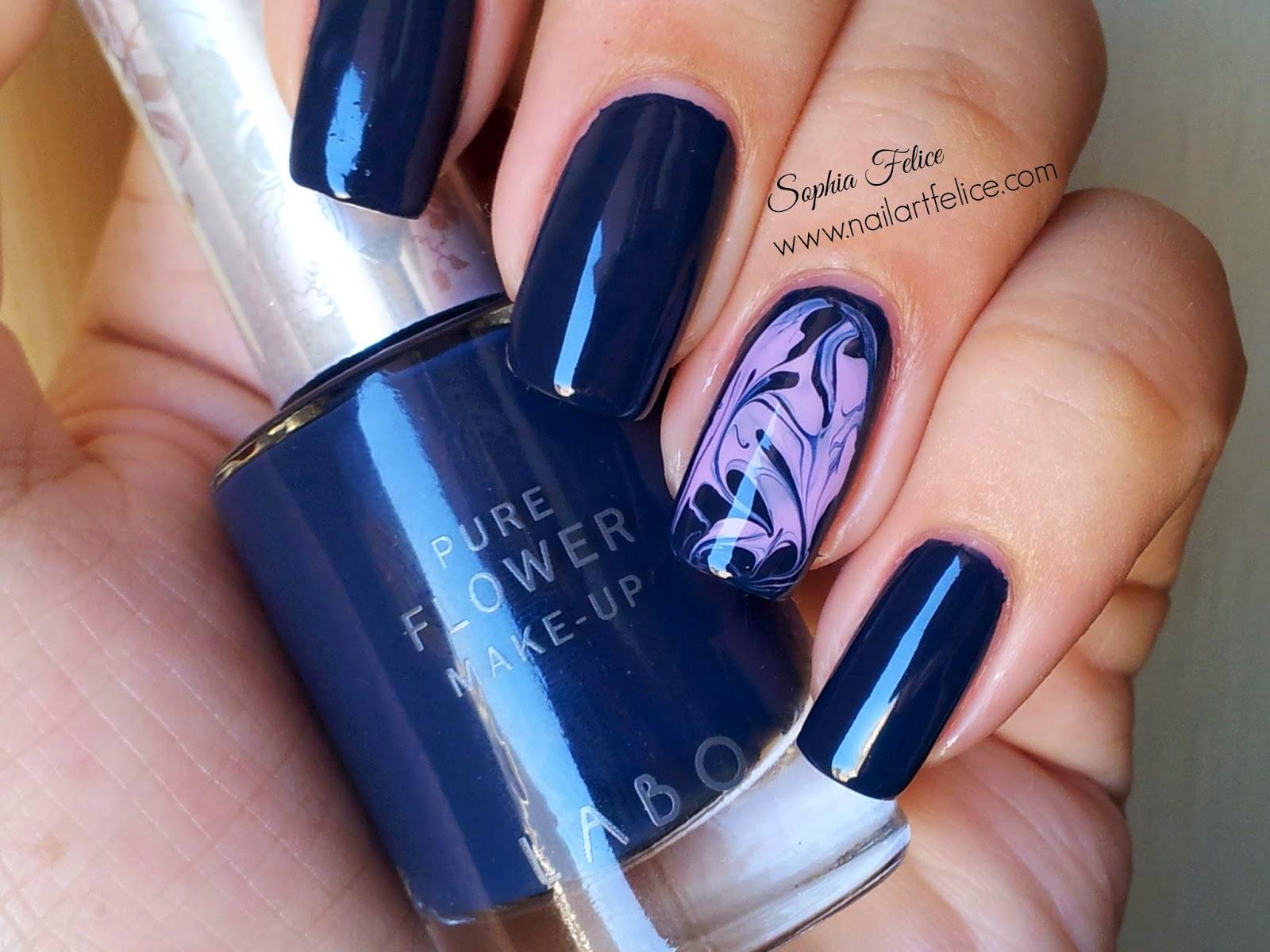 nail art strisciato 01