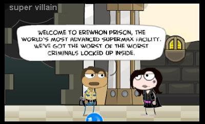 super villain walkthrough