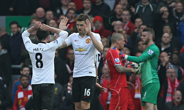 Manchester United vs Liverpool Wallpapers HD