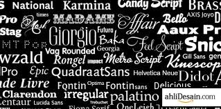 cara mengganti warna dan jenis font pada blogspot
