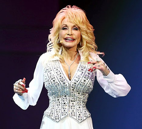 Dolly parton 39 s secret tattoos are for her husband of for What does dolly parton s husband do for a living