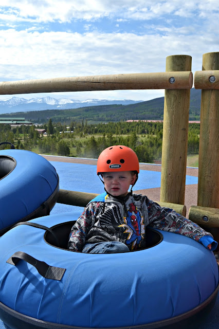 Summer Tubing Hill - Snow Mountain Ranch Winter Park Colorado, summer tubing hill Winter Park Colorado, things to do in Colorado, Mountain trips in Colorado, family activities in Colorado, Snow Mountain Ranch YMCA