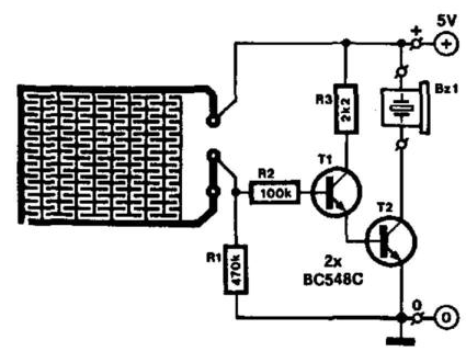 Sensor-Circuit-Diagram
