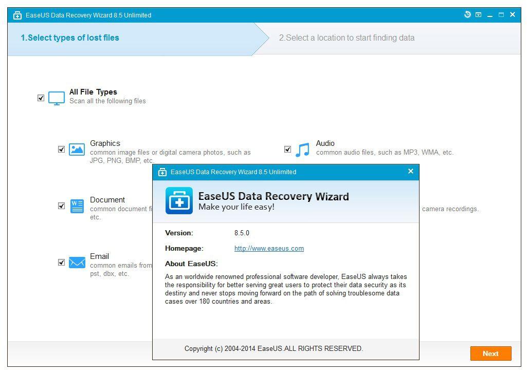 easeus data recovery software keygen