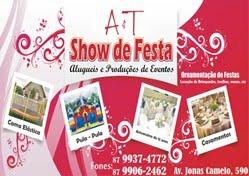 AT- Show de Festa