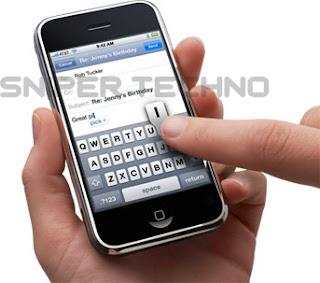 Tips Merawat Ponsel Layar Sentuh