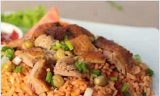 Resep Membuat Nasi Goreng Bebek