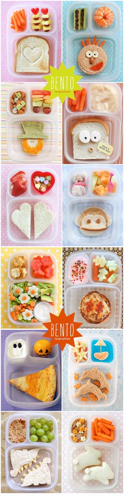 Παιδικά γεύματα, γεμάτα έμπνευση!