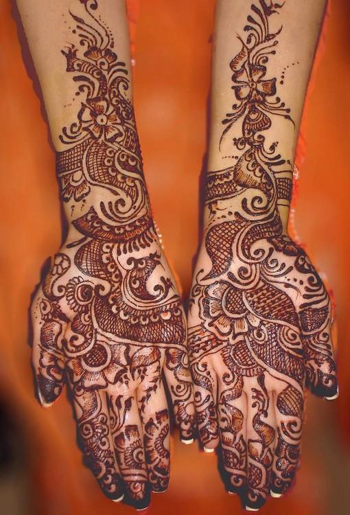 Henna Mehndi Stores Uk : Bridal mehndi desings latest pakistani