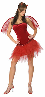 Halloween Costumes for Women, Diablas, Part 1