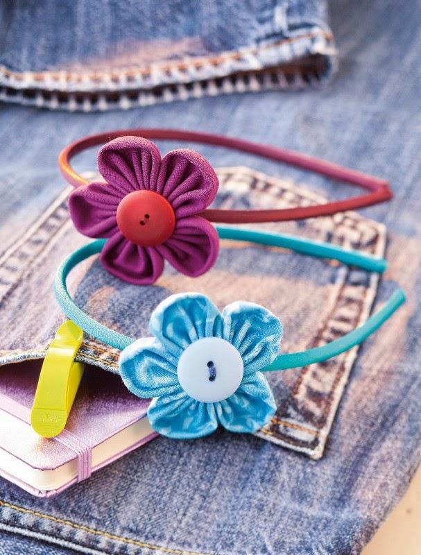 Libros y juguetes 1demagiaxfa manualidades elegantes - Como hacer adornos para el pelo ...