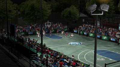 NBA Street Mod for NBA 2K13 PC Freestyle