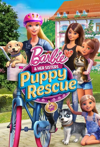 Barbie and Her Sisters Puppy Rescue PC Full Español